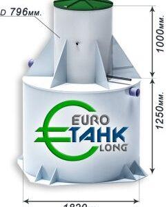 Станция ЕвроТанк-10 ЛОНГ