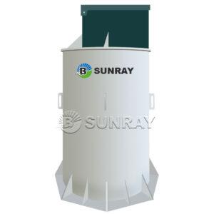 Кессон SUNRAY – 5