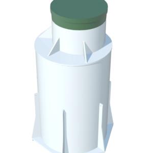 Кессон ТОПОЛ-ЭКО К-1 (муфта 140-150)